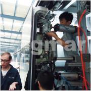 高铁车门紧固件应力测试