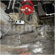 液压支架焊接残余应力检测