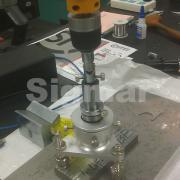 洛阳625所分割法-电火花切割死机,改用西格马残余应力测试仪