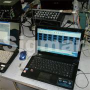 光纤应变测试仪器用西格马测试设备标定